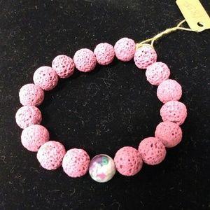 Jewelry - *Handmade* Pink Bracelet